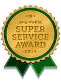 Tankless Concepts - Super Service Award 2014