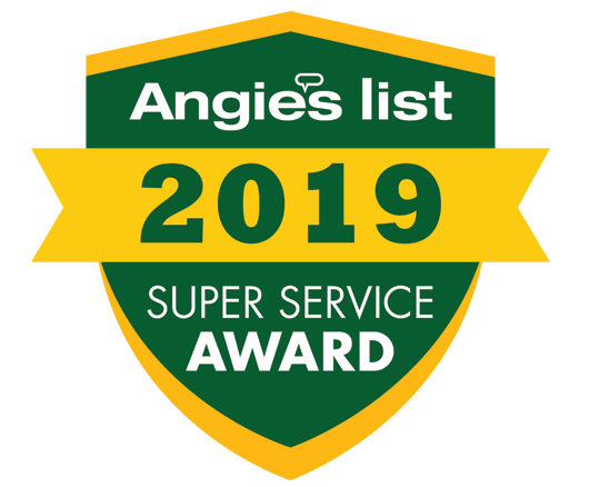 Angie's List Super Service Award 2018 Recipient